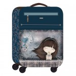 Βαλίτσα Τρόλεϊ  ANEKKE MOON AN23748-1 35X20X58