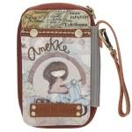 Πορτοφόλι Ταξιδιού - Διαβατηρίου ANEKKE MOON AN23719.6