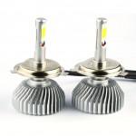 Φώτα αυτοκινήτου LED Kit H7 3.000LM Fanless - 6500Κ - 30W - CAN BUS