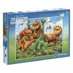 Επιτραπέζιο Παιχνίδι Παζλ 100 Τεμαχίων DINOSAUR 7237 CLEME