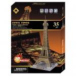 Επιτραπέζιο Παιχνίδι 3D Puzzle ΠΥΡΓΟΣ ΑΙΦΕΛ Β1883-3 12