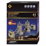 Επιτραπέζιο Παιχνίδι 3D Puzzle TOWER BRIDGE B1882-6 12