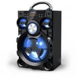 Φορητό Ηχοσύστημα Bluetooth 10W USB/SD/AUX/FM Radio/Multimedia Player KINGWON MS-185BT