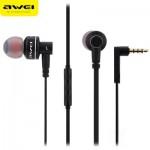 Υψηλής Ποιότητας Ακουστικά Ψείρες με Μικρόφωνο - AWEI In-Ear