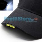 Καπέλο Φακός LED