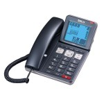Τηλέφωνο Telco  GCE 6087  Επιτραπέζιο Ανακλινόμενη Οθόνη Χρώμα Γκρι