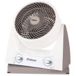 Επιτραπέζιος Ανεμιστήρας  Box Fan 25cm Λευκός PRIMO EFBA 10