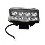 Αδιάβροχος Προβολέας LED Αυτοκινήτου, Φορτηγών Ομίχλης ή Εργασίας 24W 12/24V