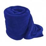 Βελούδινη Κουβέρτα Φλις 2,2m x 2,4m Ζεστή για Κρεβάτι - Καναπέ