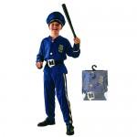 Αποκριάτικη Παιδική Στολή Αστυνομικός  008563