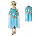 Αποκριάτικη Παιδική Στολή  Πριγκίπισσα Μπλε