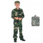 Αποκριάτικη Παιδική Στολή   Στρατιώτη   088264-XL