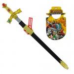 Σπαθί Ιππότη Με Πετράδια 66cm 9714-1