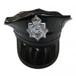 Καπέλο Αστυνομικού Δερματίνη 23-38522C