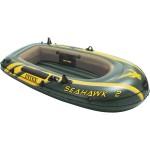Φουσκωτή Βάρκα 2 Ατόμων SeaHawk 2 INTEX με Κουπιά και Τρόμπα