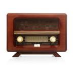Ρετρό  Ραδιόφωνο  ξύλινο 50s Ricatech  PR190