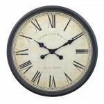 Ρολόι Τοίχου Γίγας Vintage 50cm ART1174-BLACK