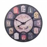 Ρολόι Τοίχου Γίγας Vintage 58cm ART1185-GRAPES