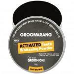 Ενεργός Άνθρακας Λεύκανσης Δοντιών 100% Natural Activated Charcoal Teeth Whitening Powder