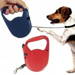 Λουράκι Σκύλου με Ρυθμιζόμενο Μήκος 3-5μ & Αυτόματο Μάζεμα