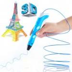 Στερεοσκοπικό Στυλό Τρισδιάστατης Εκτύπωσης - 3D Printer Pen