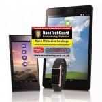 Επαναστατική Αντιχαρακτική Προστασία Νανοτεχνολογίας NanoTechGuard για Κινητά & Tablet