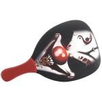 Ρακέτα Παραλίας  με Κόκκινη Ίσια Λαβή MORSETO FASHION Angry Clown
