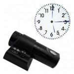 Αναλογικό Ρολόι Προτζέκτορας με Τηλεχειριστήριο - Giant Projection Clock