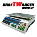 Ψηφιακή Ζυγαριά Λιανικής & Λαικών Αγορών 30Kg 2πλής Οθόνης με Υπολογισμό Συνόλου Αξίας