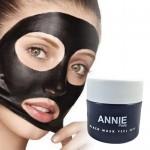 Μαύρη Μάσκα Προσώπου Peel Off Annie Paris για Καθαρισμό από Μαύρα Στίγματα 50ml