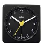 Επιτραπέζιο Ρολόϊ - Ξυπνητήρι Braun BNC 002 Travel Alarm Clock black