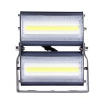 Compact Flat Προβολέας Linear LED 100W Υψηλής Φωτεινότητας Pro Series JT-T03