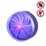 Φορητό Ηλιακό Εντομοκτόνο Ταξιδίου - Εξολοθρευτής Κουνουπιών & Εντόμων Solar UV LED