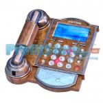 Ρετρό Τηλεφωνική Συσκευή Αντίκα με LCD Οθόνη και Αναγνώριση Κλήσης JASSTONE KX-JW2148