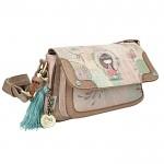 Τσάντα ΄Ωμου Μικρή Anekke Nature ΑΝ24773.1