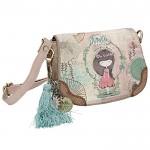 Τσάντα ΄Ωμου Μικρή Anekke Nature ΑΝ24774.1