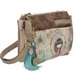 Τσάντα ΄Ωμου Μικρή Anekke Nature ΑΝ24774.2