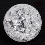 Κρυστάλινη Μπάλα για Διακοσμητικό Συντριβάνι Feng Shui με Τρεχούμενο Νερό