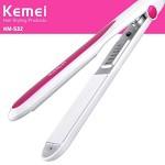 Επαγγελματικό Σίδερο Πρέσα Μαλλιών με Κεραμικές Πλάκες KEMEI KM-532