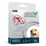 Αντιπαρασιτικό Περιλαίμιο Σκύλου Σετ 2 Τεμαχίων 38 & 75εκ - Max Biocide