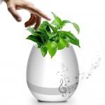 Φωτιστικό Γλάστρα που Παίζει Μουσική ηχείο Bluetooth Speaker - K3-S