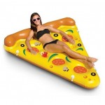 Κομμάτι Pizza Φουσκωτό Στρώμα Θαλάσσης 175cm - Inflatable Sea Pizza Slice