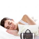 Ανατομικό Μαξιλάρι Ύπνου Μπαμπού με Αφρό Μνήμης - Queen Bamboo Memory Foam Pillow