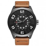 Ανδρικό Ρολόι CURREN 8258 - Casual Men Quartz Watch