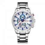 Ανδρικό Ρολόι CURREN 8275 - Business Sports Watch
