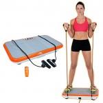 Συσκευή Παθητικής Γυμναστικής Δονήσεων Τύπου Power Plate με MP3 Player
