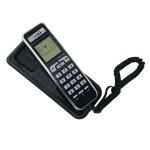 Ενσύρματο Τηλέφωνο με Αναγνώριση Κλήσεων OHO-306 Black