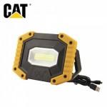 Φακός Προβολέας 500 Lumens Επαναφορτιζόμενος CT3545 CAT Lights