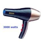 Επαγγελματικό σεσουάρ μαλλιών 3000W BRAOUA BR-8835