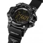 Αδιάβροχο Sport Smartwatch LCD EX16 Ρολόι Bluetooth με Βηματομετρητή & Θερμιδομετρητή